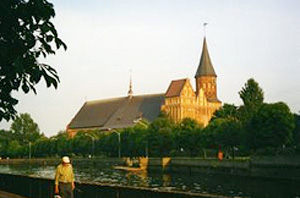 The Cathedral of old Koenigsberg